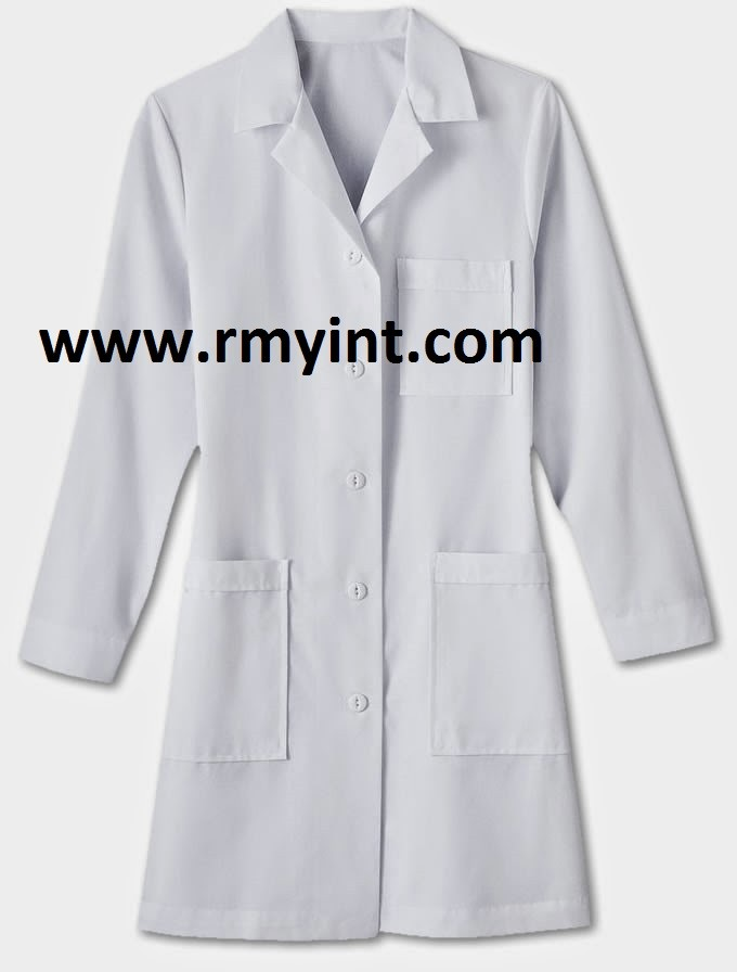 Pakistani Rmy 064 Best Quality White Lab Coat - Buy Cool Lab Coats