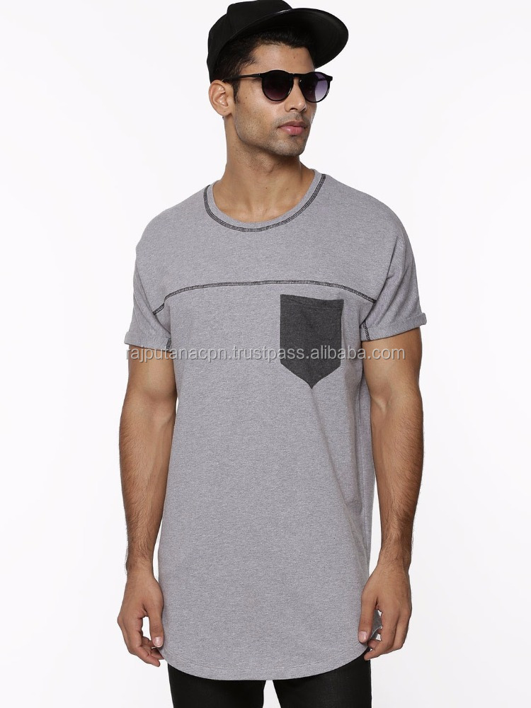 Men oversized tees