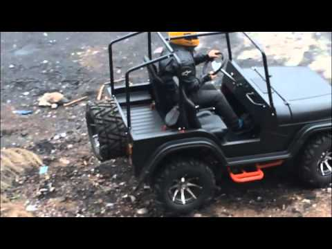 2016 new mini jeep willys 150cc 200cc