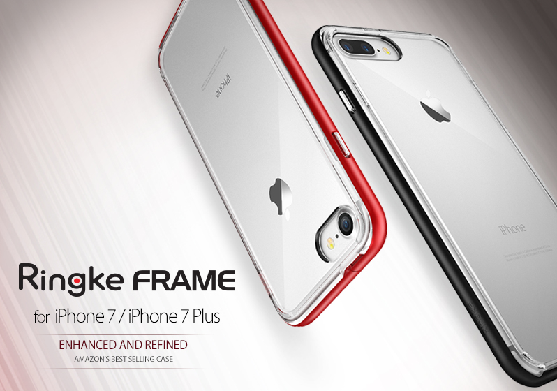 [Ringke] Ringke Frame Smart Phone Case For iPhone 7 & 7+