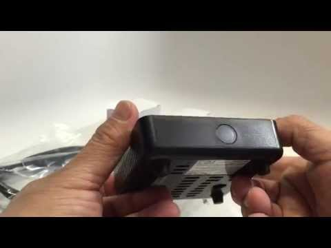 Nyrius ARIES Wireless HDMI Transmitter & Receiver for Streaming HD 1080p 3D Video - Unboxing
