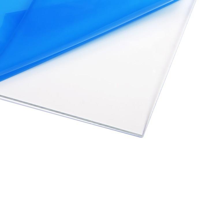 "Acrylic Sheet Gp Cell Cast Uv Stabilised Clear 1/32"" X 43"" X 53 ..."