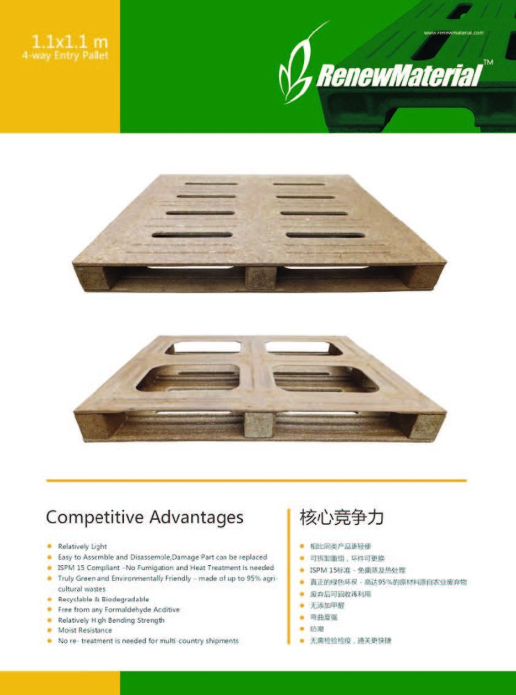 Renew Pallet 1100 X 1100 Mm Buy Wooden Pallet Recycle Pallet Compressed Wood Pallet Plastic Pallet Product On Alibabacom