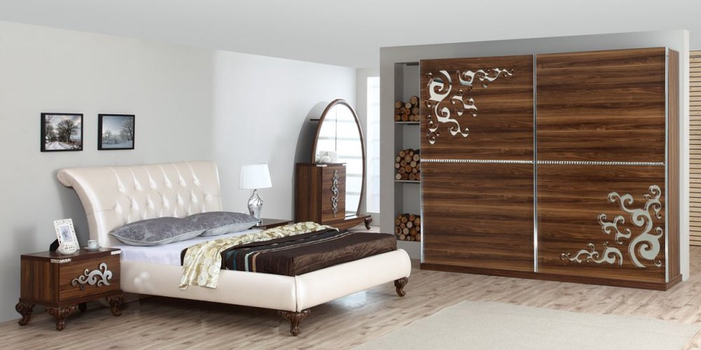 Bedroom set buy bed product on for Set de chambre a coucher