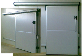 Sliding Doors For Cold Rooms,Cold Stores + 97156 5478106 Dubai Insulated  Sliding Doors For Walk In Coolers Qatar/oman/abu Dhabi - Buy Sliding Doors