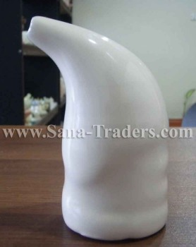 Inhaler Pipe / Salt Inhaler / Himalayan Salt Inhaler / Salt Pipe / Pipes / Health Care Products / Ceramic Inhaler