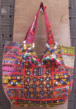 55e15f748b52 Vintage tribal banjara handbags collection Buy directly from the  manufacturers based in Jaipur