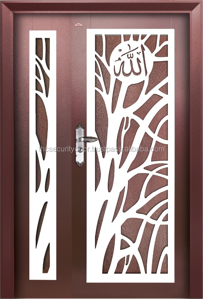 Best Quality THC Security Door Made from Malaysia