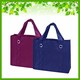 Non woven bag with metal eyelet