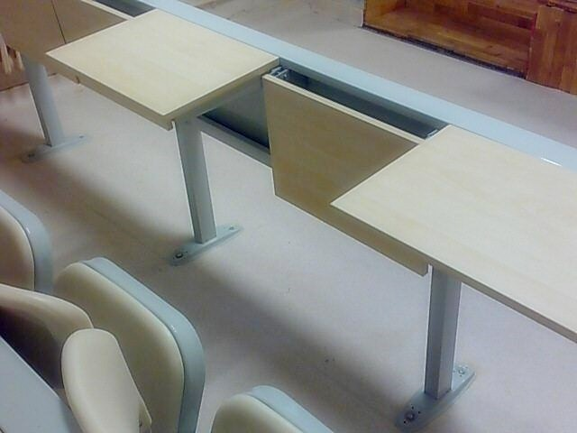 Foldable School Desk and Chair