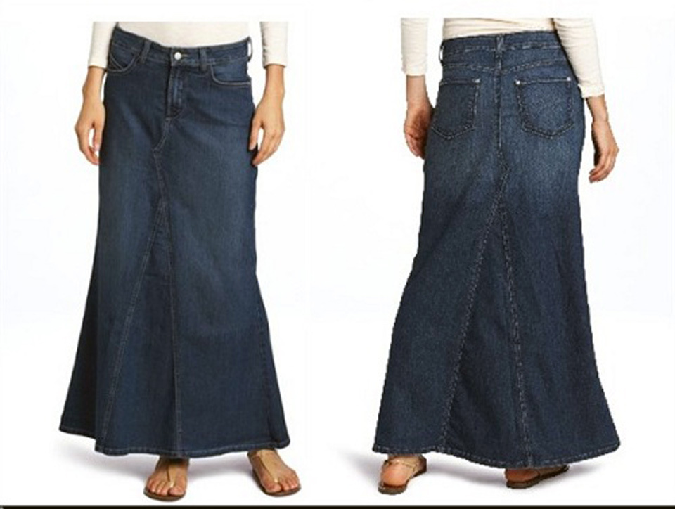 Denim long skirts online india – Modern trending things photo blog