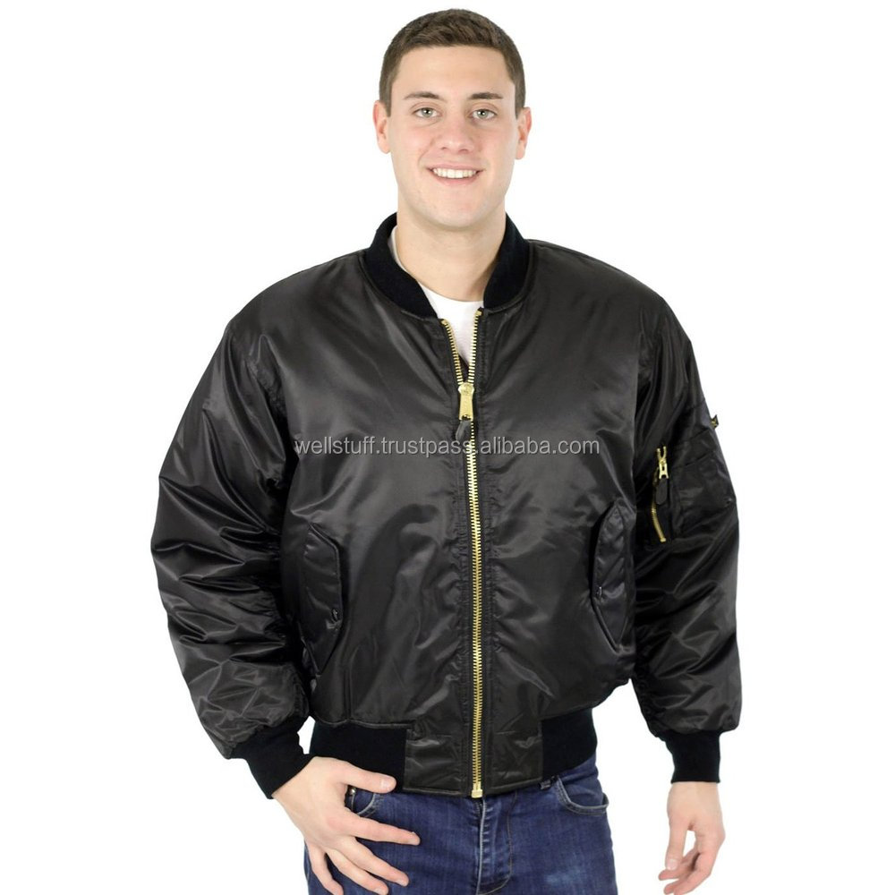 Flight Jackets / Men Flight Jackets / Men Army Jacket - Buy Flight