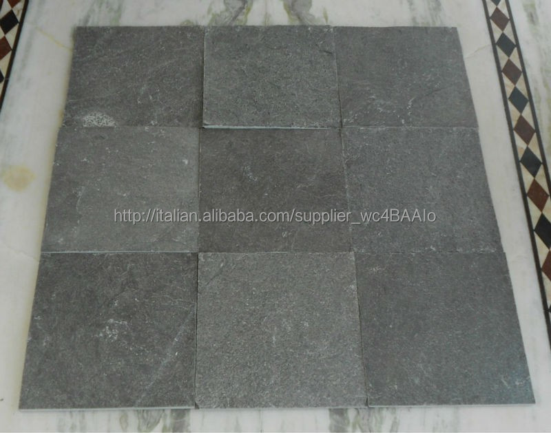 Quarzite indiana grigio argento piastrelle di pietra ardesia ardesia