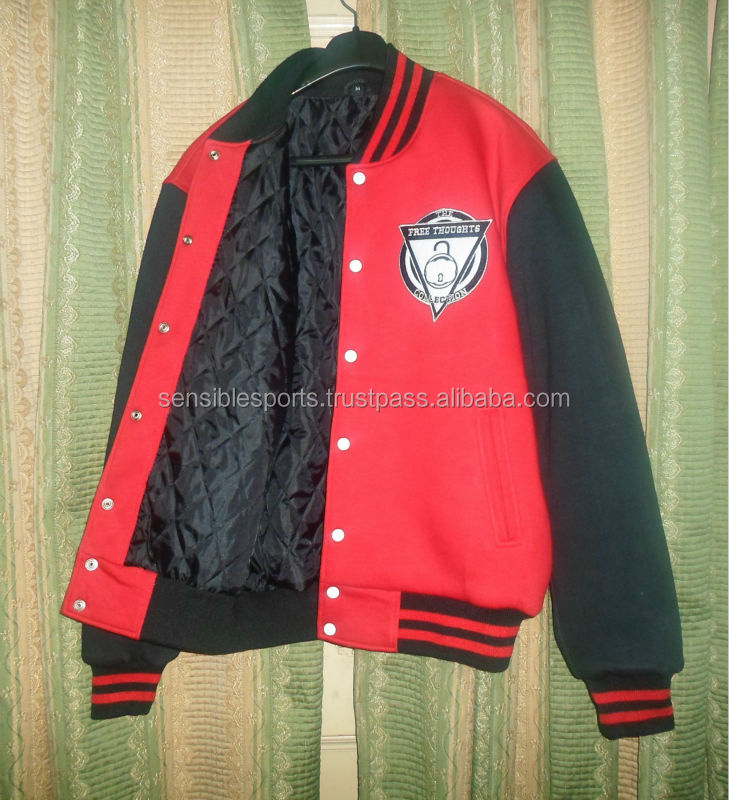 custom bomber jacket wholesale / Black Military Air Force MA-1 ...