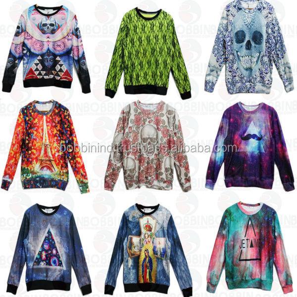 Sweatshirts,Sea Printed Sweatshirts,Custom Sublimation Printed Sweatshirts  - Buy Custom 3d Sublimation Print Sweatshirt,Custom Sublimation Hoodies