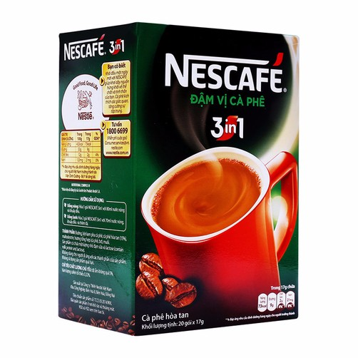 Nescafe Instant Coffee 3 In 1 - Buy 3 In 1 Instant Coffee ...