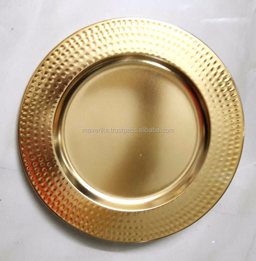 Gold Charger Plates Gold Charger Plates Suppliers and Manufacturers at Alibaba.com & Gold Charger Plates Gold Charger Plates Suppliers and Manufacturers ...