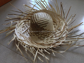 Natural Straw Hat/palm Leaf Hat/seagrass Hat- Cheap Price