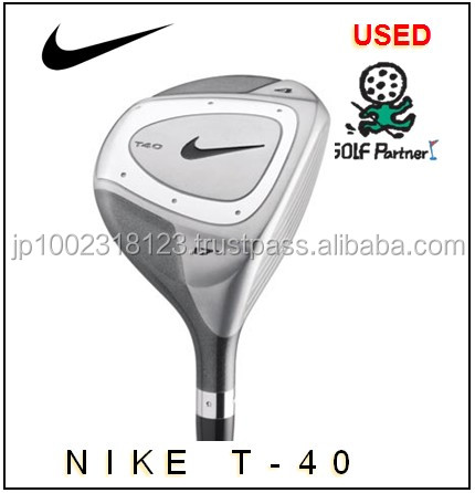 popular and Various types of 2002 volkswagen golf and Used Fairway Wood NIKE NIKE T-40 OVER SIZE with good condition