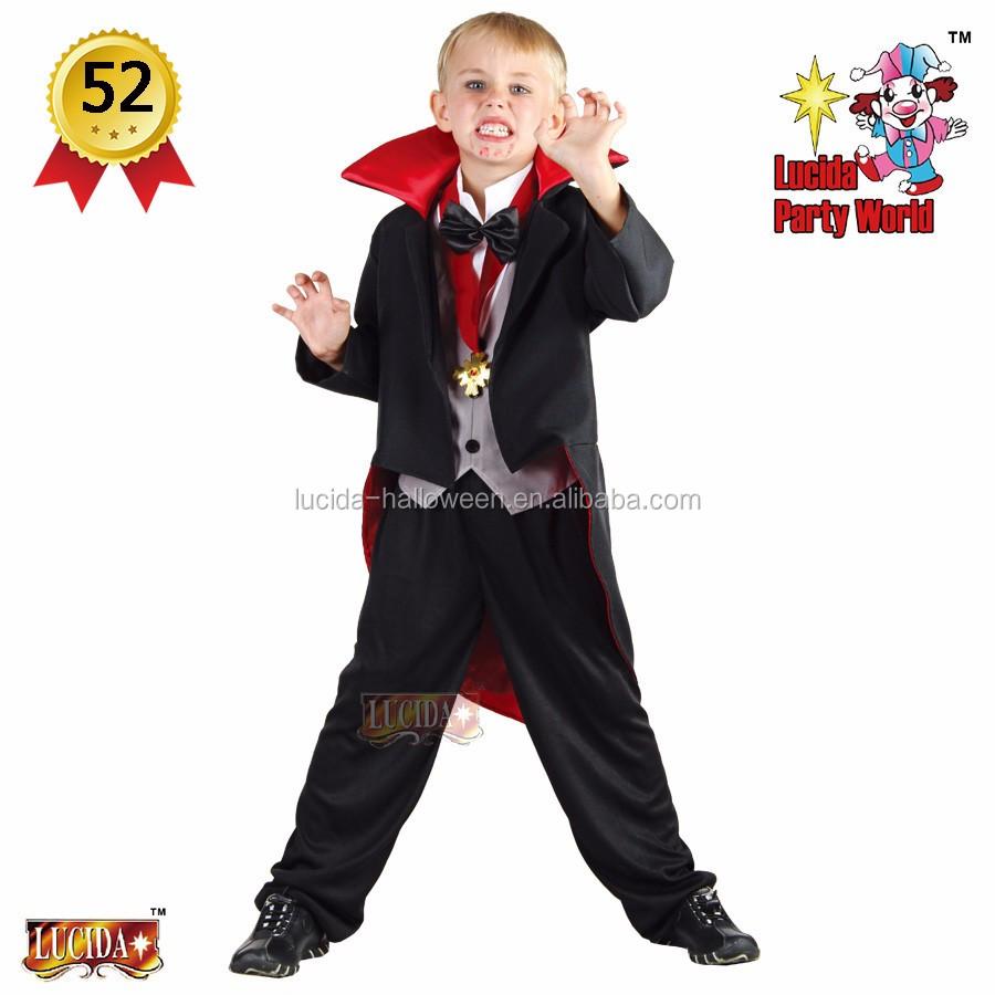 lucida halloween costume kid 881170 vampire top selling deluxe party