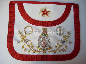 Masonic Apron Knight Templar Best Hand Made High Quality Masonic ...