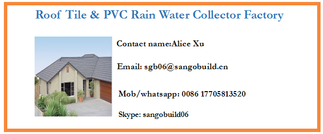 Brown Grey Black White Colored Pvc Rain Gutter And