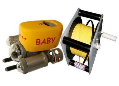 Gnom Rov Baby Buy Remotely Underwater Survey Product On