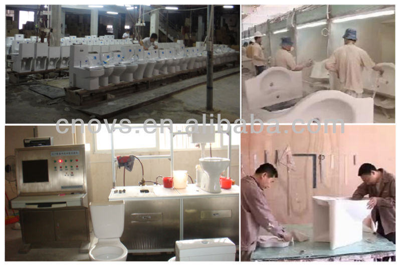 china manufacturer cheap pedestal sinks A710