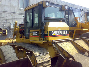 Adjusting tracks on cat D8 Dozer