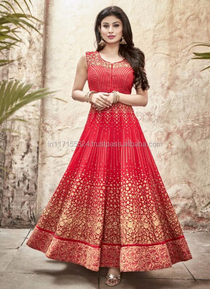 Anarkali Gown - Ethnic Bulk Anarkali Suits - Buy Online Anarkali ...