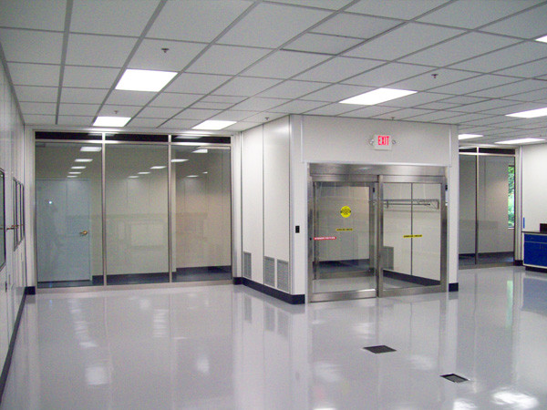 Class 10000 Modular Clean Room For Biology And: pharmac clean room design