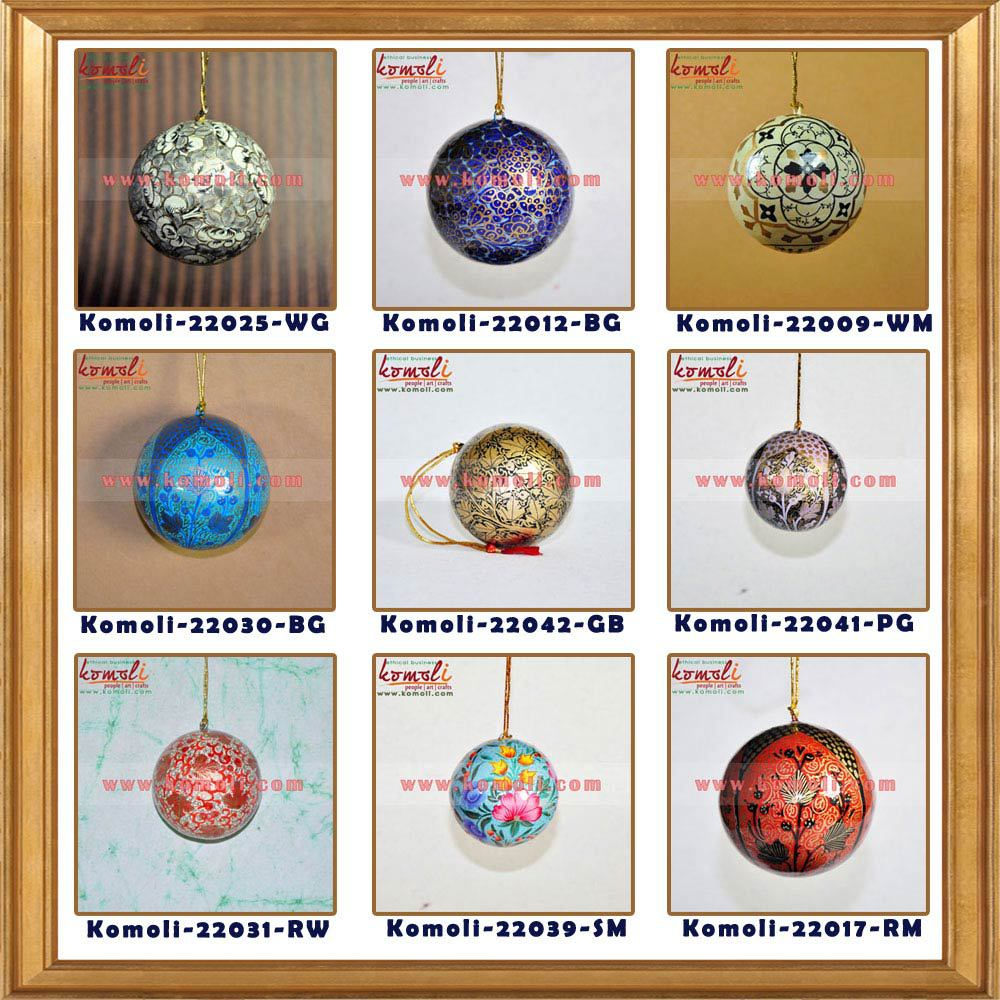 2017 Desings Wooden Hand Painted Indian Christmas Decorative Bells ... for Indian Hanging Decorations  183qdu