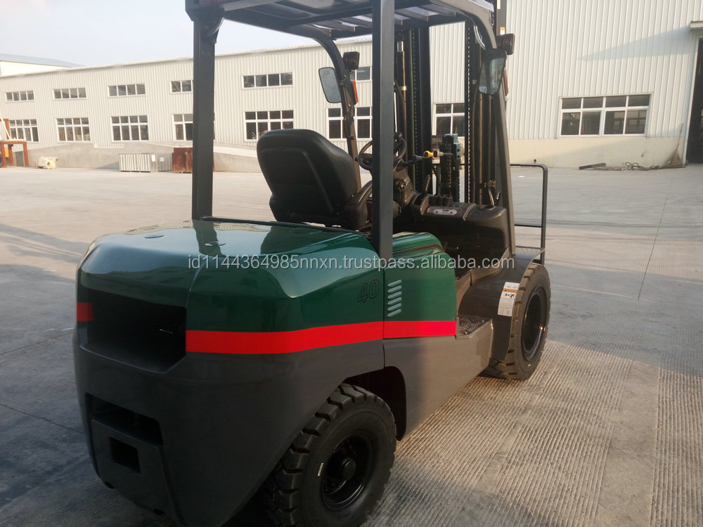 4 ton TCMC diesel forklift toyota forklift radiator Factory direct sale