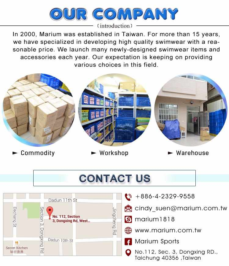 9b8d20619305 Company Overview - MARIUM SPORTS CO., LTD.