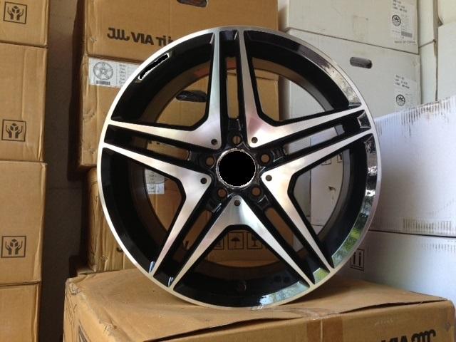 Mercedes Benz Rims >> 18 Amg Black Rims Wheels Fits Mercedes Benz Glk Class Glk350 4matic 350 Buy 18 Amg Black Rims Wheels Fits Mercedes Benz Glk Class Glk350 4matic