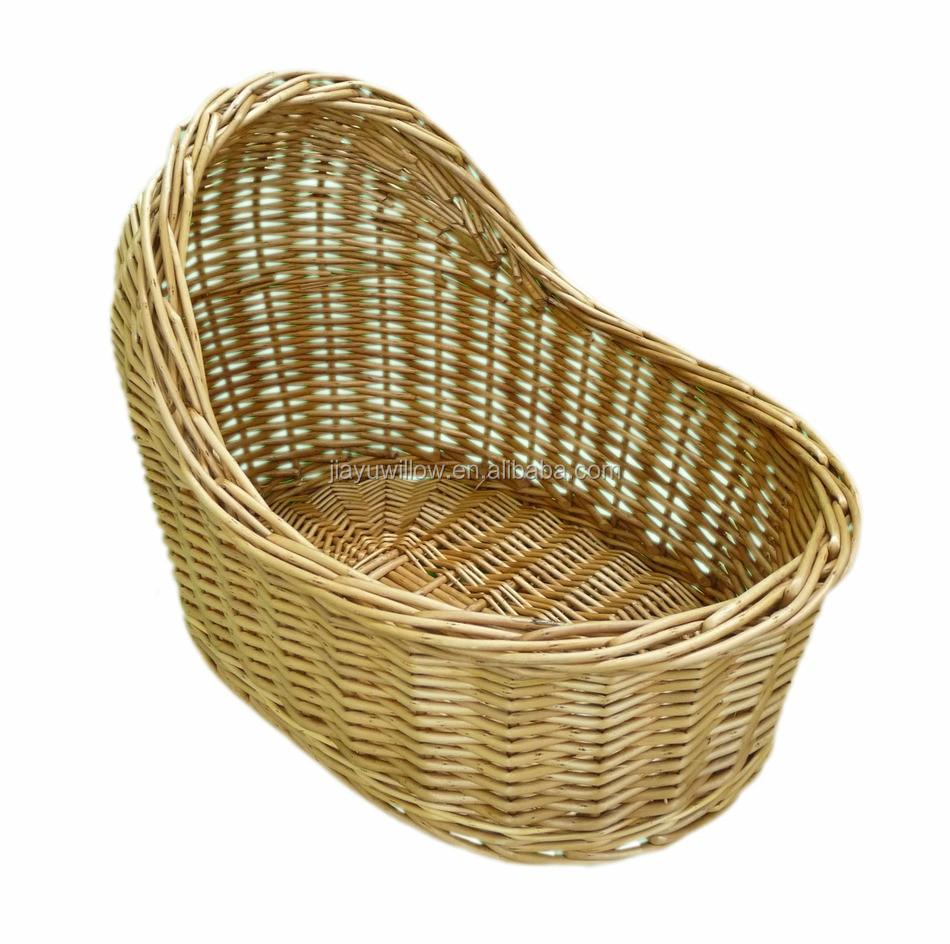 Baby Gift Baskets Utah : Honey wicker baby shower maternity gift storage display