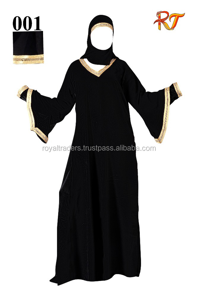 Fashionable Best-Selling plus size islamic clothing for women