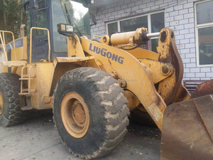 Good quality liugong 5 ton wheel loader ZL50CN with cheap price