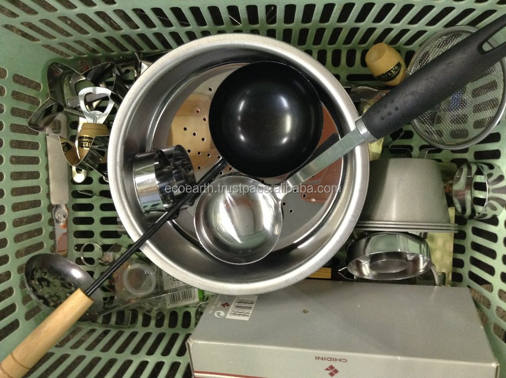 Used flying pan , other used kitchen utensils also available
