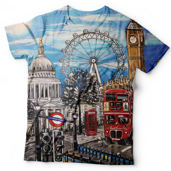 All Over Print T-shirts, All Over Print T-shirts Suppliers and ...