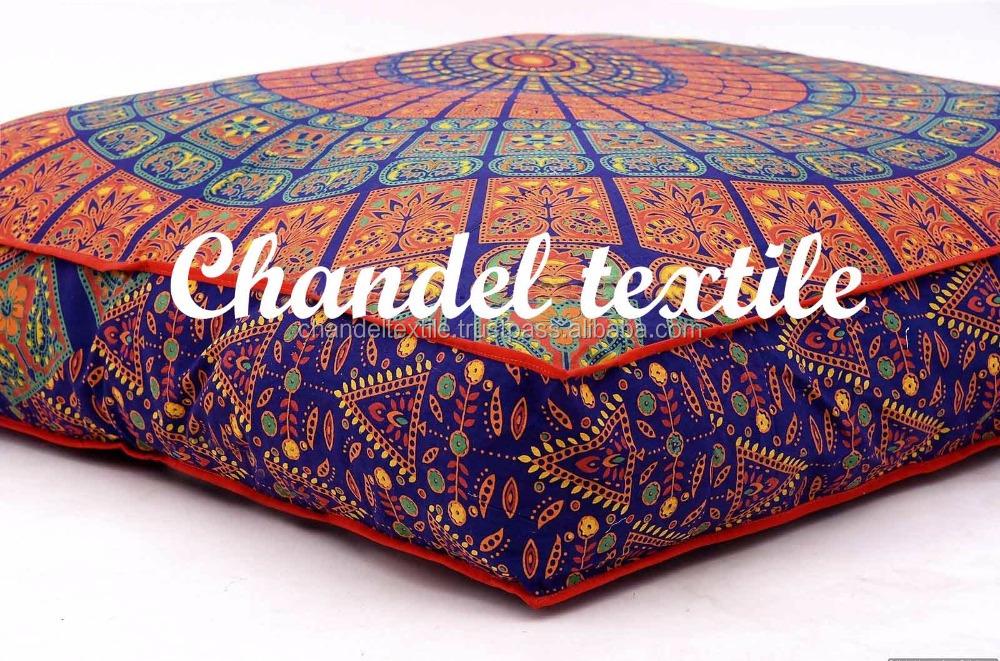 Floor Pillows Bulk : For Sale: Indian Floor Cushions, Indian Floor Cushions Wholesale - Suppliers Product Directory