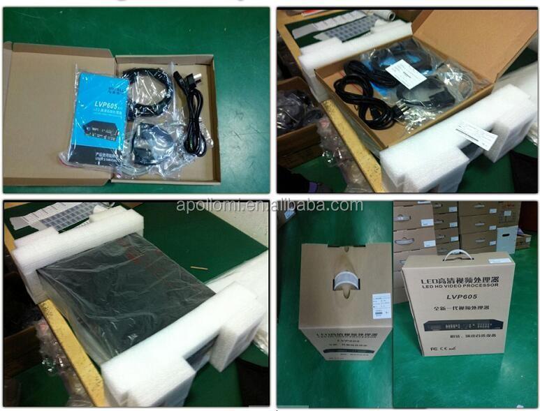 Lvp Vdwall 605/605s/605d Video Processor With Sdi Dva Vga ...