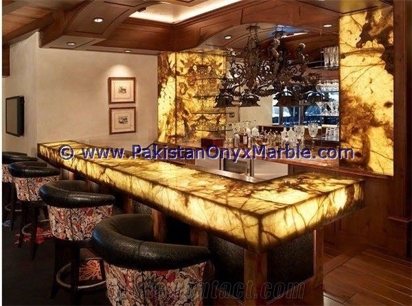 Kitchen Backlit Onyx Glass Countertop Kitchen Backlit Onyx Glass – Onyx Kitchen Countertops