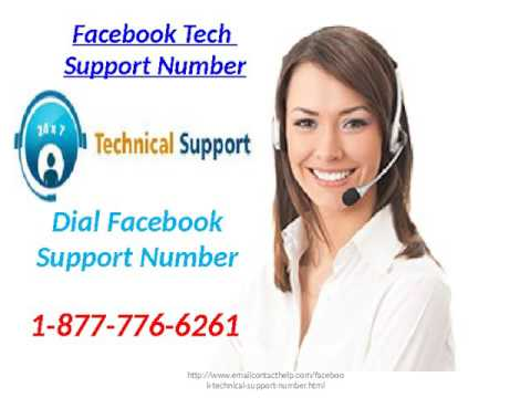 Facebook Issue Technical Support Dial 1-877-776-6261 Facebook Tech Support