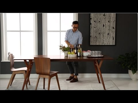 Choose Mid-Century Dining Furniture | west elm
