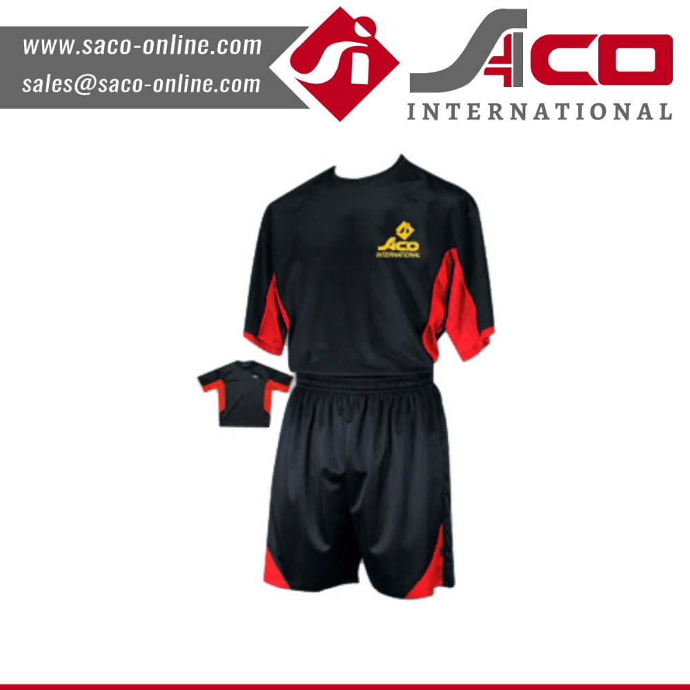6bcc8395c Pakistan Saco International Factory Cheap Custom Soccer Uniform ...