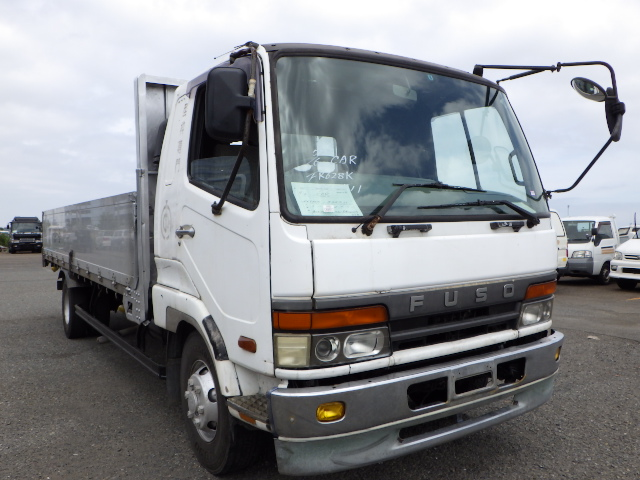 Reliable Used Mitsubishi Fuso Fighter Mignon For Sale With Popular ...