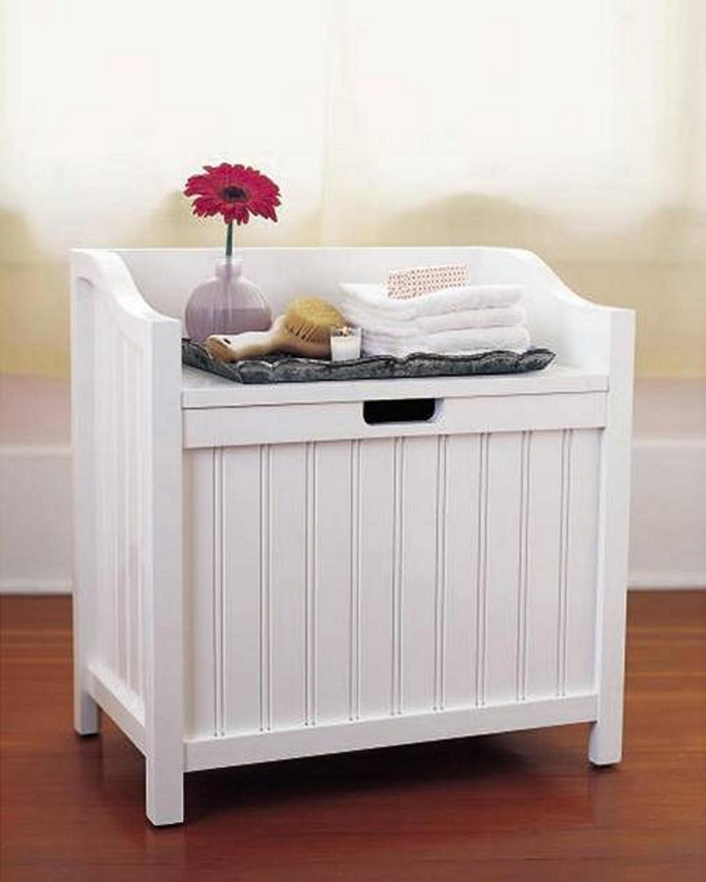 Wooden Hamper Bench Style Clothes Laundry Hampers Taiwan