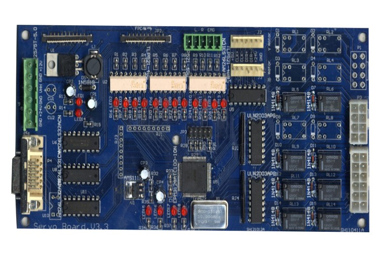 Passive Components Mt6589 Pcba