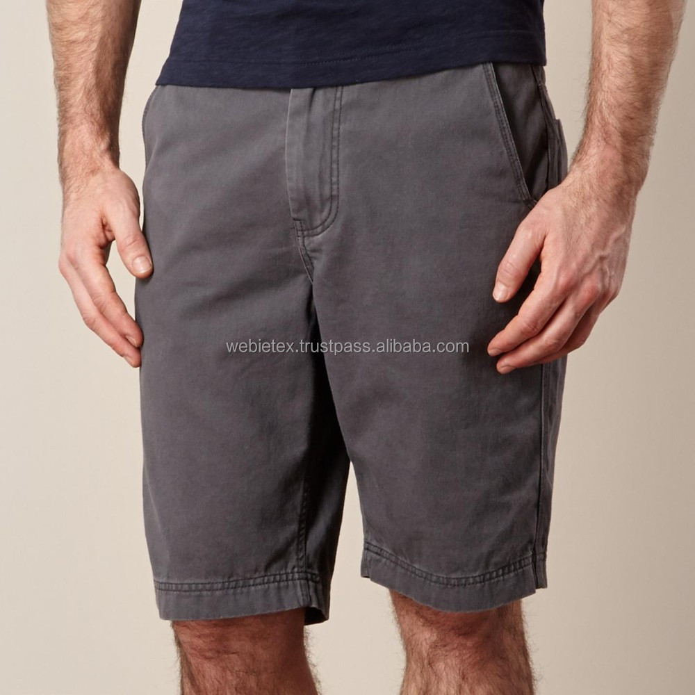 Men's Smart Twill Chino Shorts At Competitive Price